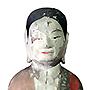 今月の逸品のご紹介「西方寺の仏像」
