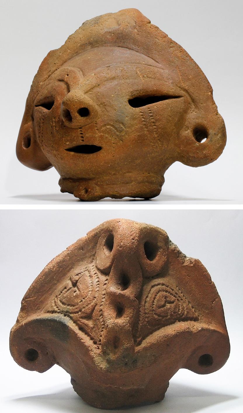 日本列島最大級!縄文時代の「あたま」―土器の装飾?土偶?―
