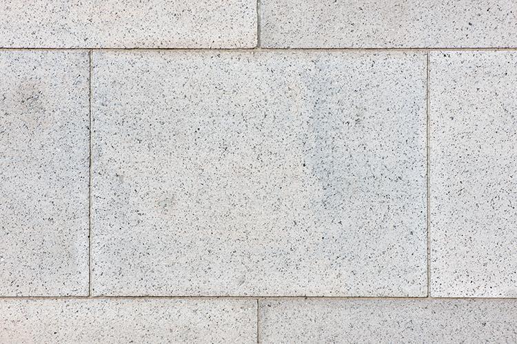 旧横浜正金銀行本店本館に使用された神奈川県産建築用石材「白丁場石」