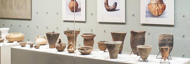 常設展示 古代「さがみの古代に生きた人びと」