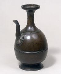 金銅水瓶 鎌倉時代