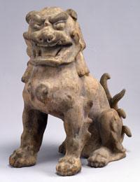 木造獅子 鎌倉時代
