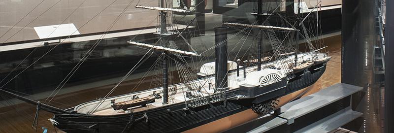 常設展示 近代「横浜開港と近代化」