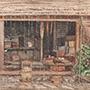 トピック展示「五姓田義松 第一期:義松の風景画」