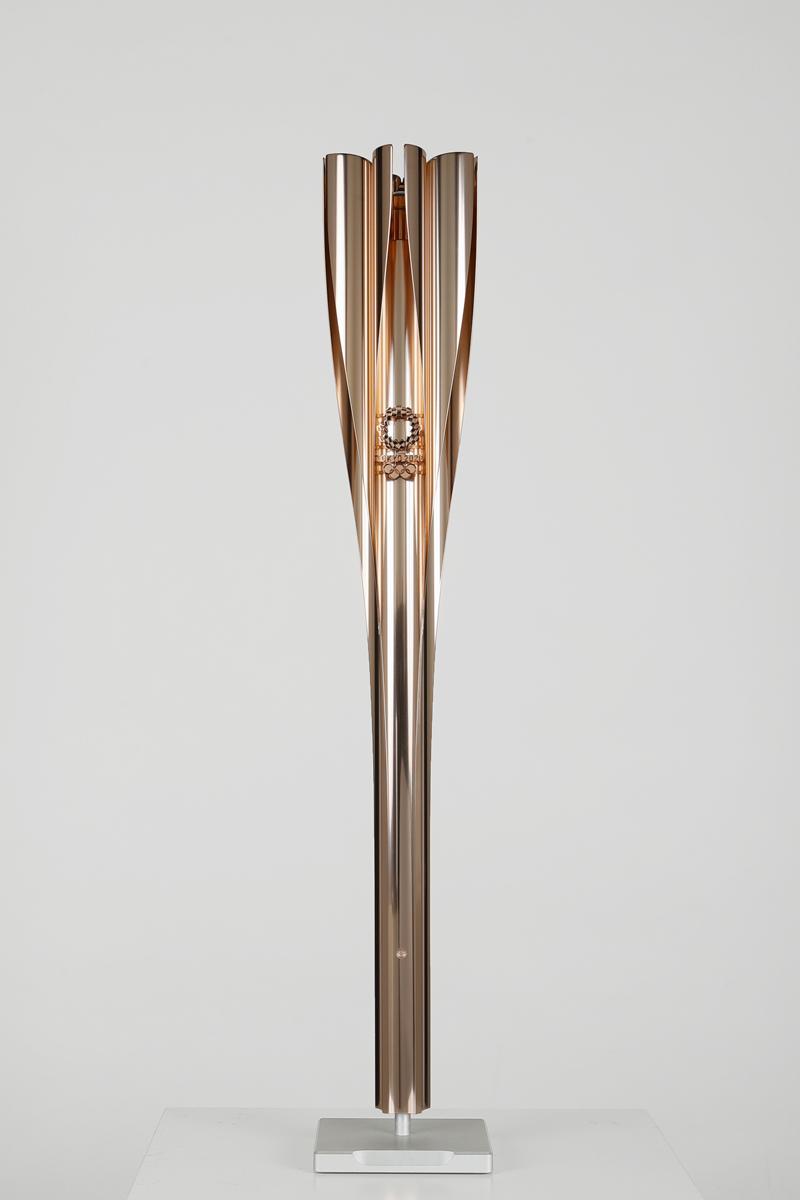 東京2020オリンピック聖火リレートーチ