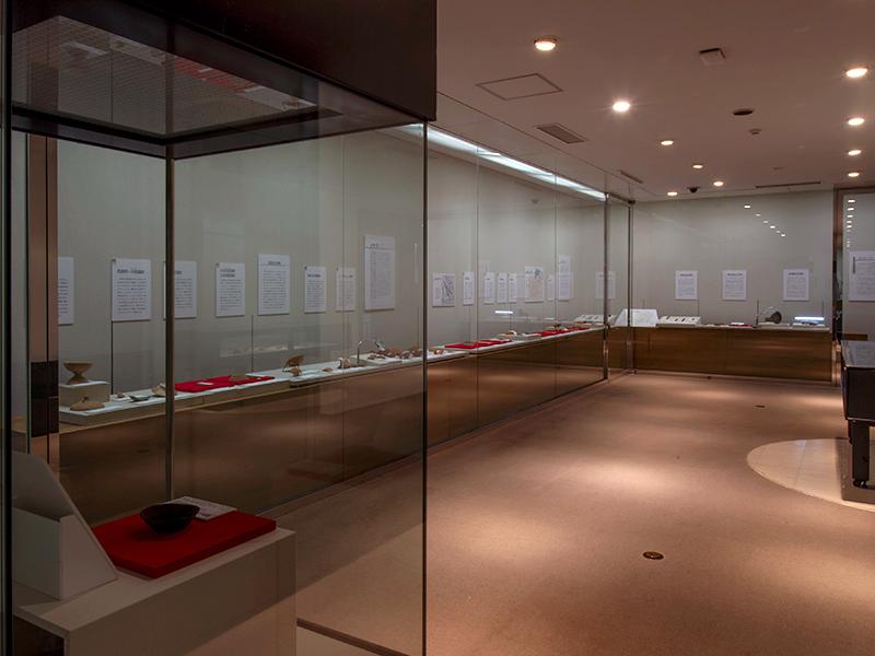 展示室風景a